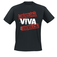 Viva - Lebenslang, T-Shirt