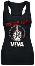 VIVA - Mittelfinger, Tank Top